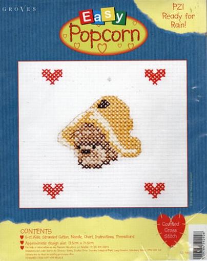 Easy Popcorn, Ready for rain!
