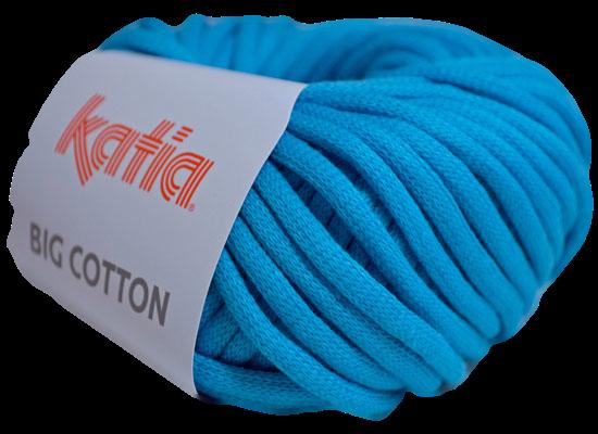 Big Cotton, turquoise 64