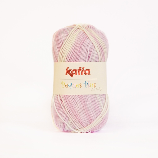 Katia Peques Plus, roze 54