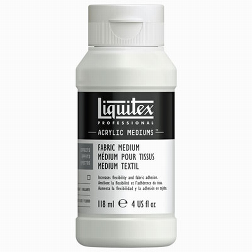 Liquitex Fabric Medium 118 ml.