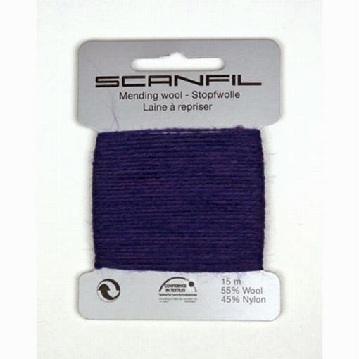 Stopwol Scanfil donkerviolet 139