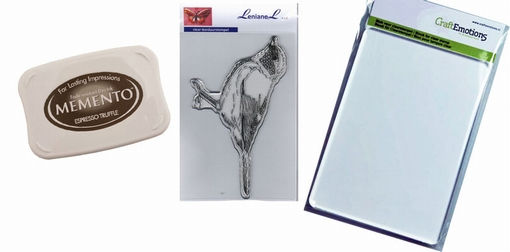 Basisstempelpakket Vogel