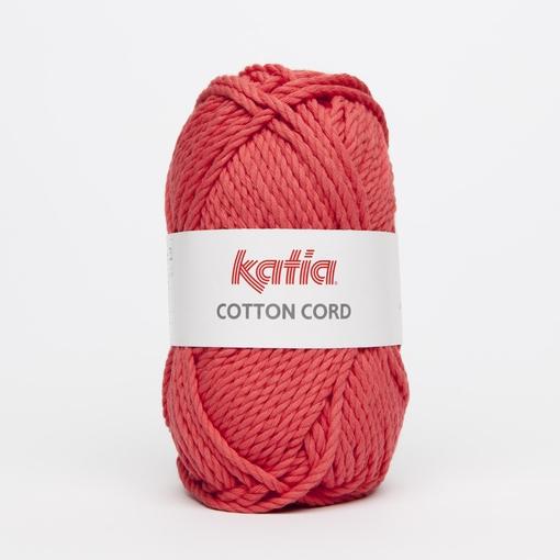 Haakkatoen Cotton Cord rood 57