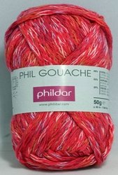 Phil Gouache, grenadine 0105