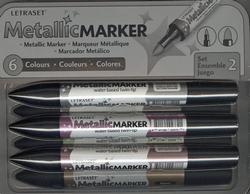 Metallic Marker set 2