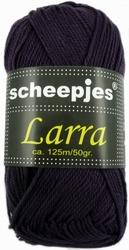 Haakkatoen Larra aubergine 7401