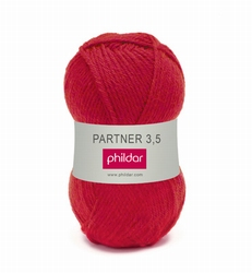 Partner 3,5 rouge 0084